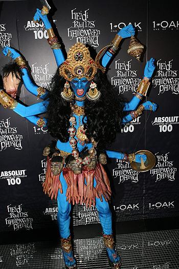 Heidi Klum Halloween Shiva.Heidi Klum Halloween Shiva Asp34011img1 1 Cookthelook