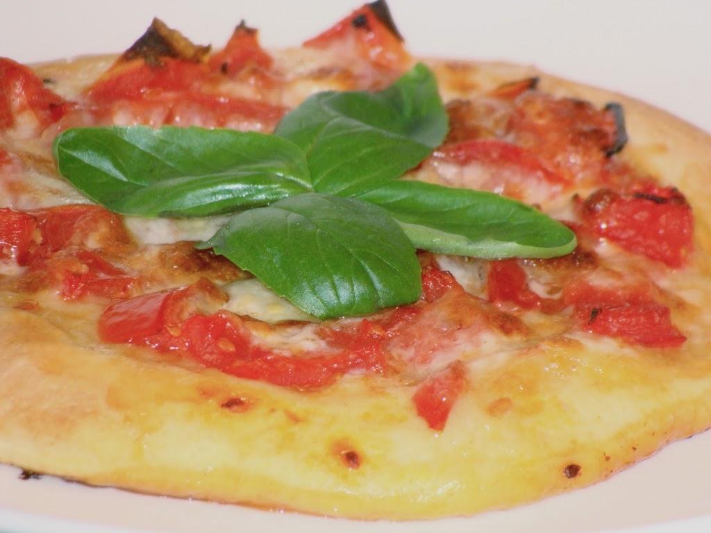 La pizza tricolore