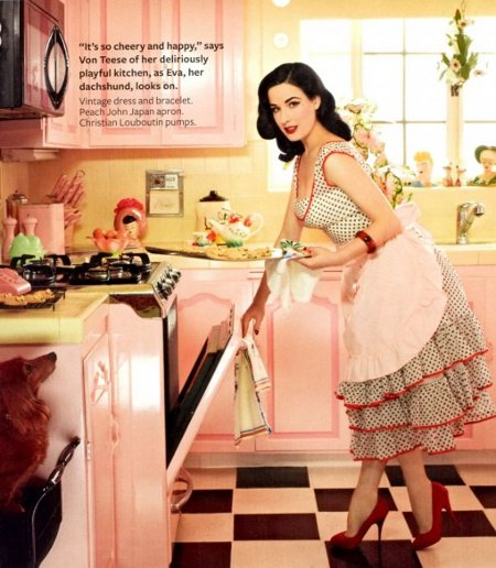 Grembiuli da cucina... con stile!   cookthelook