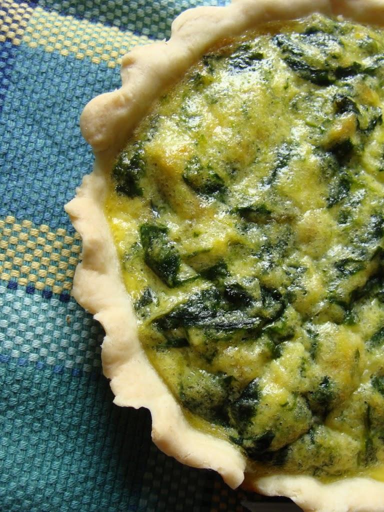 Tartellette con le verdure