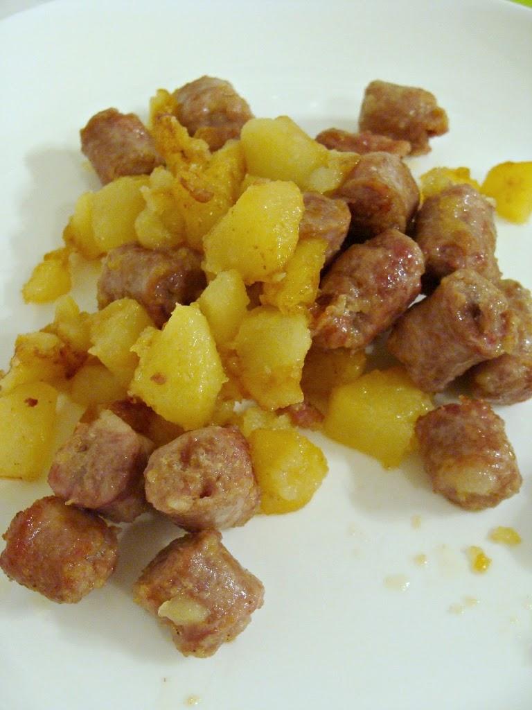 Luganega e patate