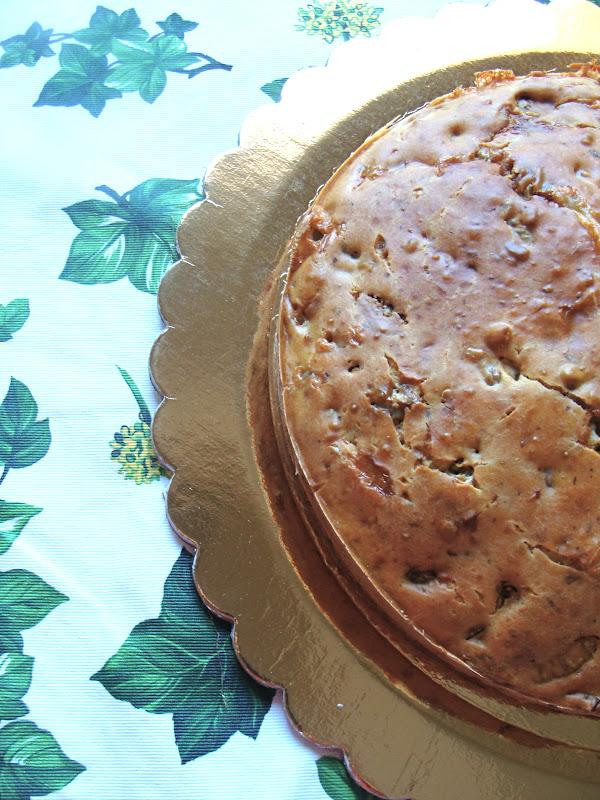 Torta salata fichi e gorgonzola
