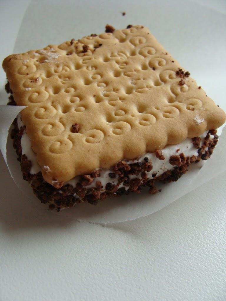 Biscotti gelato