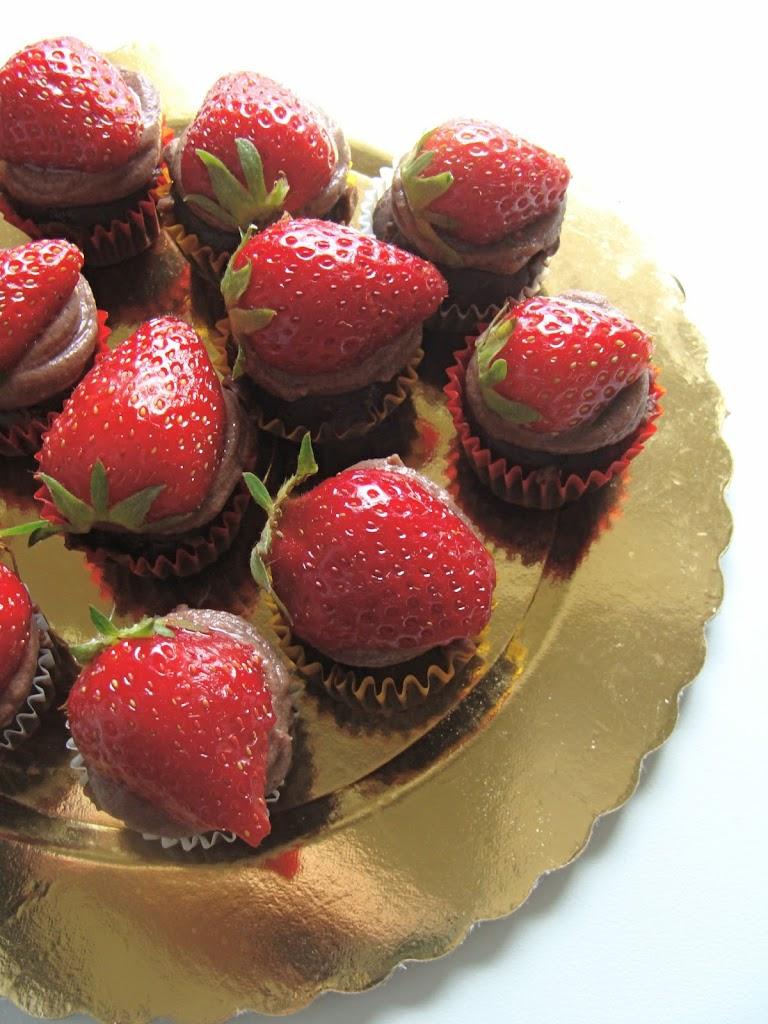 Mini cupcakes cioccolato e mascarpone