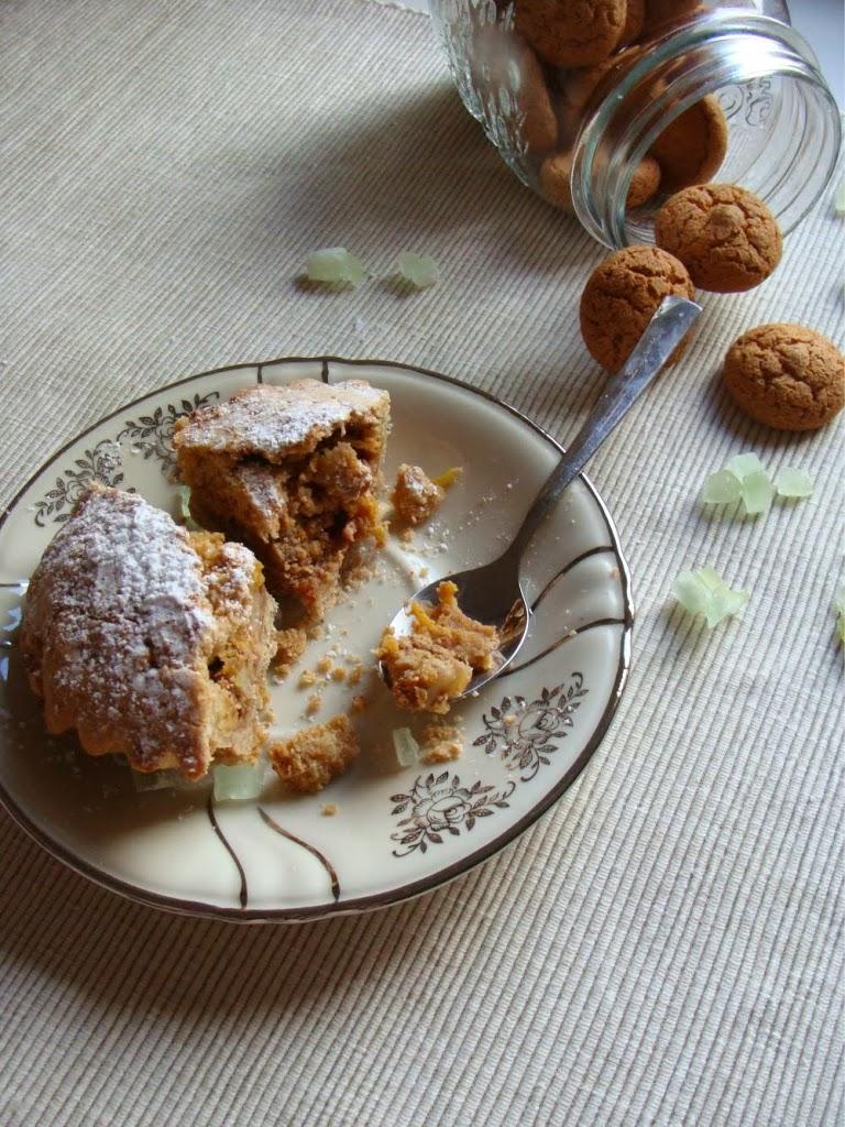 Crostata Di Zucca E Amaretti Cookthelook