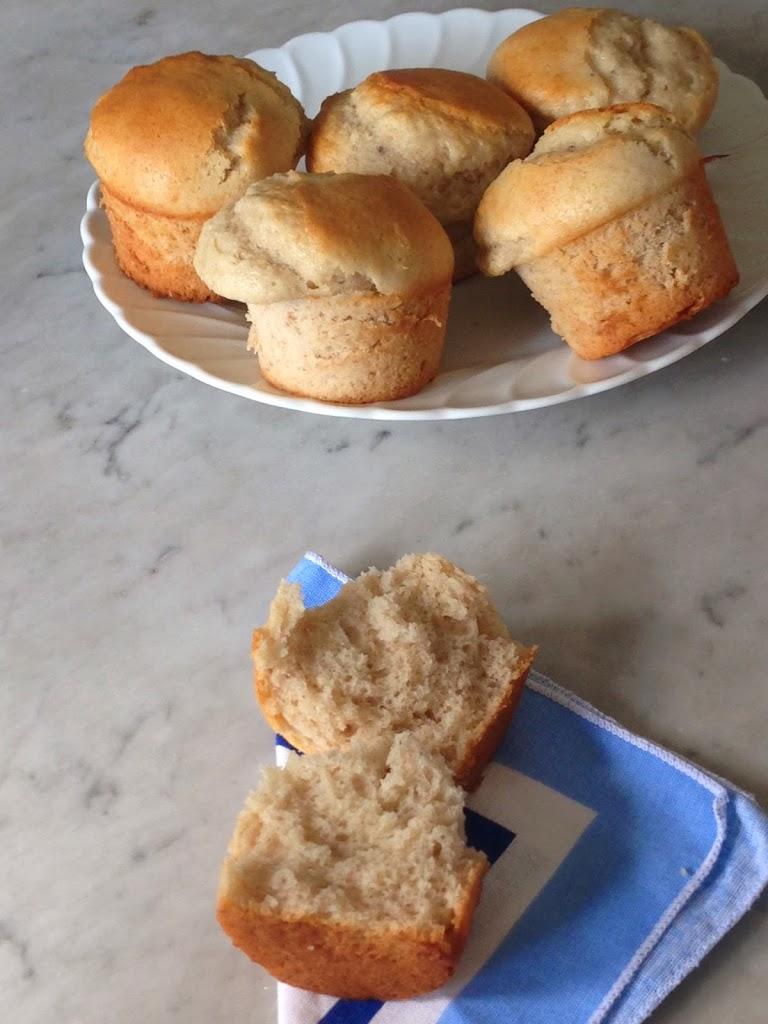 Muffin veg alla banana