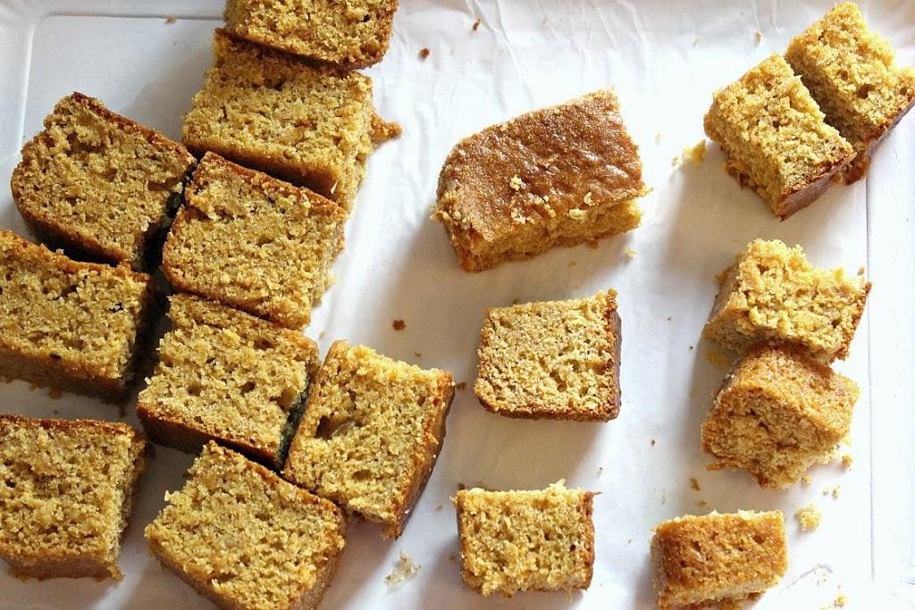 Corn bread sbagliato