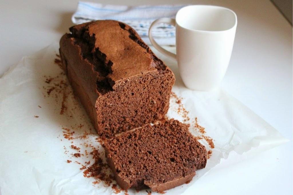 plumcake cocco e cioccolato