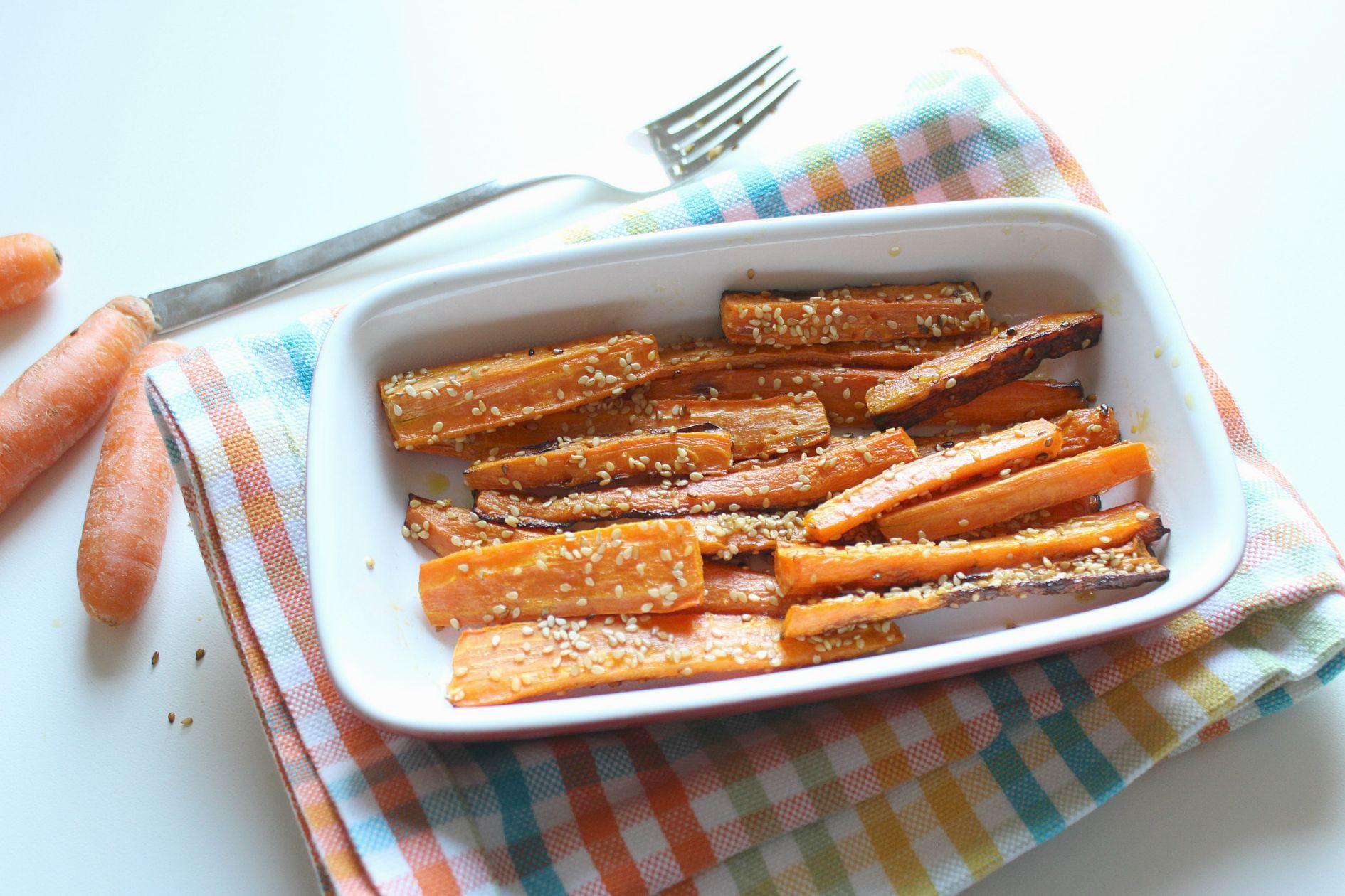carote arrostite