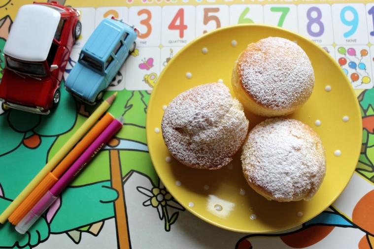 muffin succo di frutta
