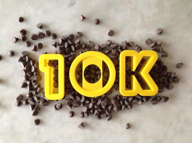 10.000 like