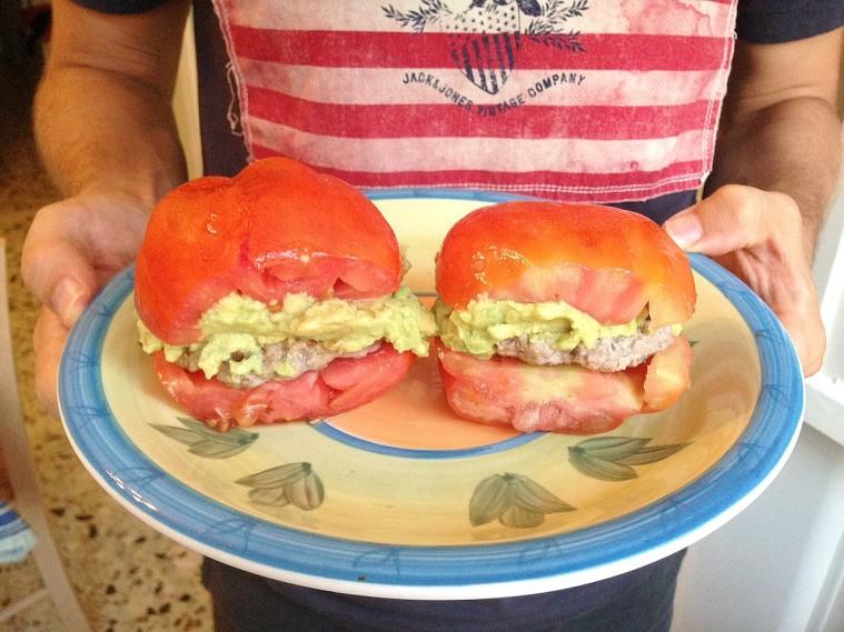tomami burger