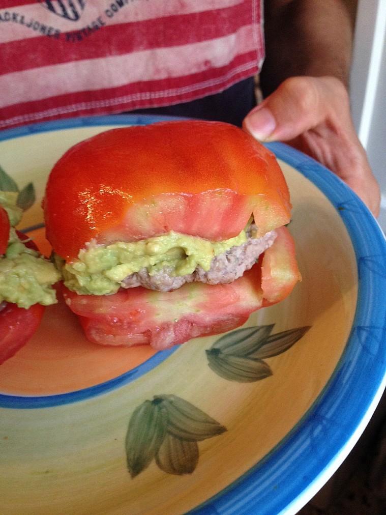 tomami burger 2