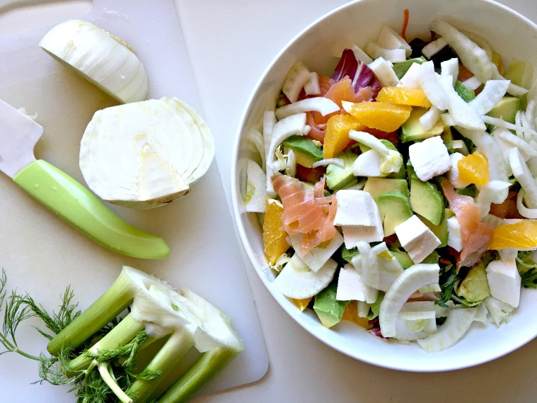 insalata super proteica