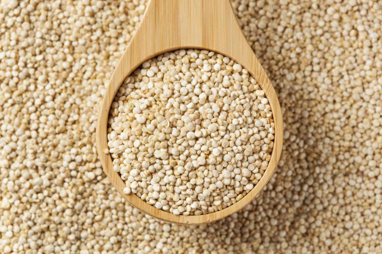 Raw Organic Quinoa