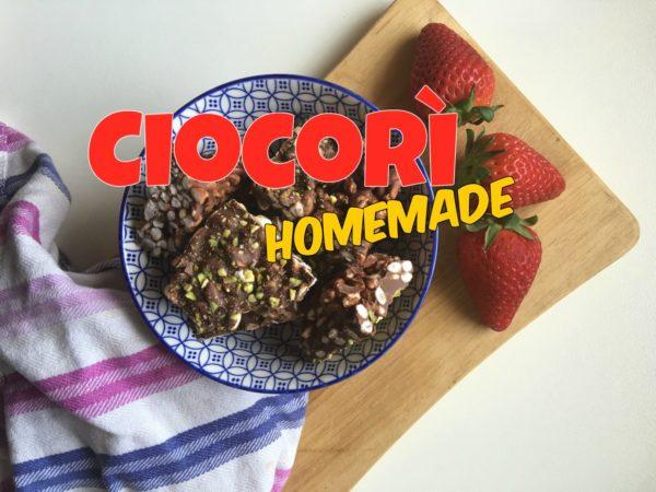 Ciocorì homemade