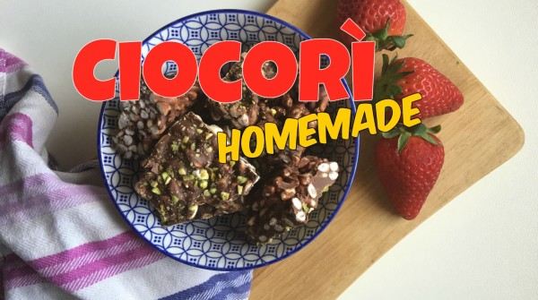 Ciocorì homemade