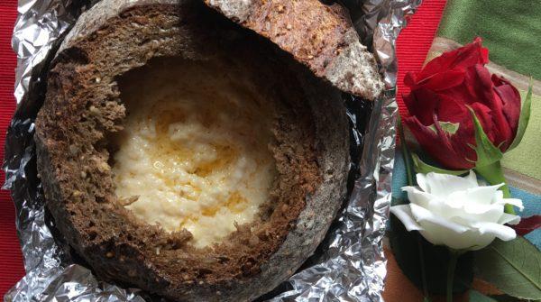 Boule di pane croccante dal cuore fondente