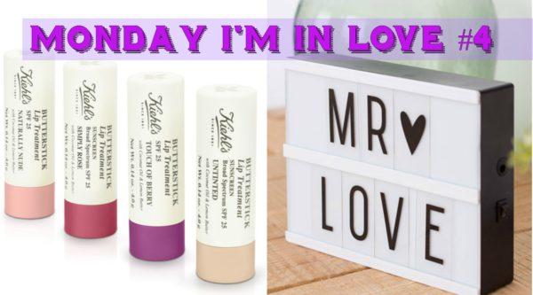 Monday I'm in love #4