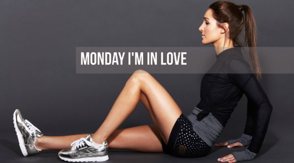 Monday I'm in love: di fitness e pasta strana