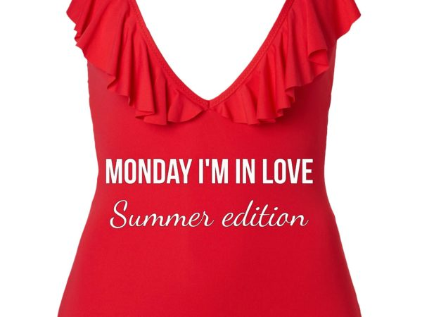 Monday I'm in love. Summer edition #1