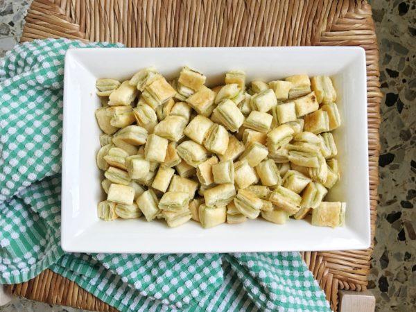 Salatini di pasta sfoglia