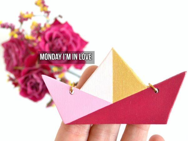 Monday I'm in love di fine estate