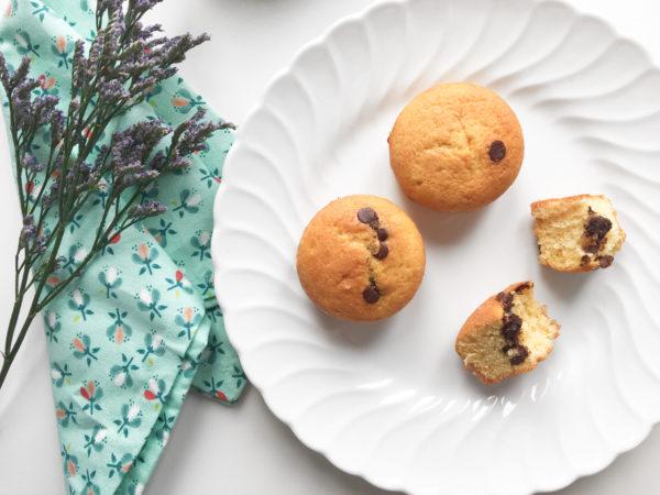 Ricette all'INSTAnte: Muffin con il cucchiaio