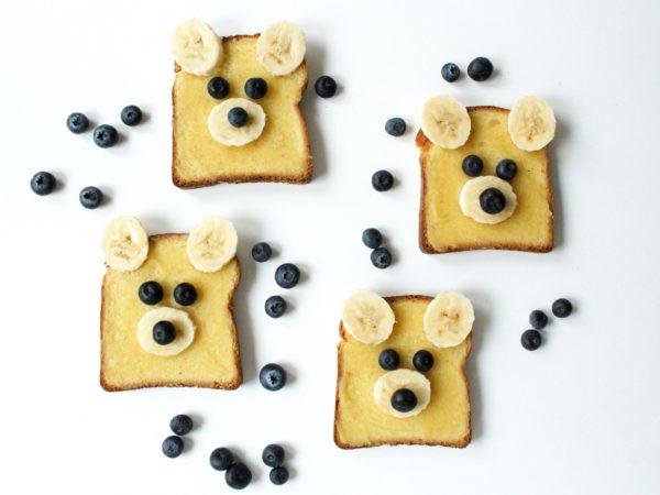 Melorsetti – Toast dolci alle mele
